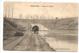 GODARVILLE  Tunnel Du Canal - Chapelle-lez-Herlaimont