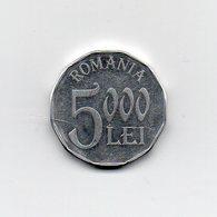 Romania - 2002 - 5000 Lei - Vedi Foto - (MW1628) - Romania