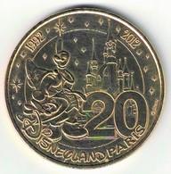Monnaie De Paris 77.Disneyland 30. Les 20 Ans 2012 - Monnaie De Paris