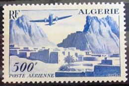 FRANCE                P.A 12                 NEUF** - Algeria (1924-1962)