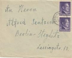 Deutsches Reich General Gouvernement Brief 1943 - Briefe U. Dokumente