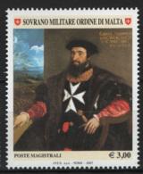 SMOM 2007 Sass.870 MNH/** VF - Malte (Ordre De)