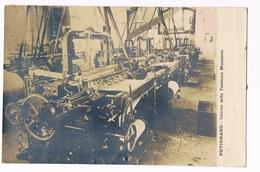 Cartolina - Postcard / Viaggiata - Sent / Putignano, Interno Della Tessitura Mummolo, 1919 - Italia