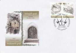 Slovenian Tourism - Predjamski Grad / Velenjski Grad - Andere