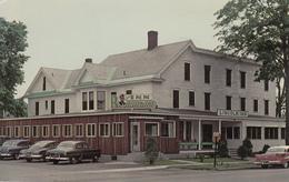 Vermont Essex Junction - Lincoln Inn Hotel & Restaurant 1956 - Cars - Unused - 2 Scans - Essex Junction