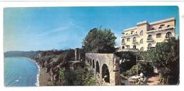Campania Procida (Napoli) Hotel Arcate Dimensioni Cm 9 X 20 Viaggiata 1964 - Altre Città