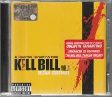 # Cd Kill Bill Vol. 1 (Original Soundtrack) Maverick – 9362-48570-2 - Musica Di Film