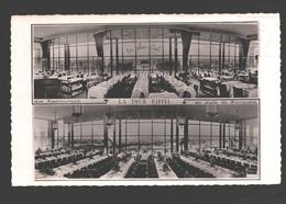 Paris - La Tour Eiffel - Son Restaurant 'En Plein Ciel' - Sceau En Relief De La Tour Eiffel - 1963 - Cafés, Hôtels, Restaurants