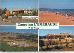 CPA CAMPING L'EMERAUDE PORTIRAGNES - Autres Communes