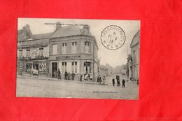 E2210 - FREVENT - D62 - Rue D'Hesdin - Francia