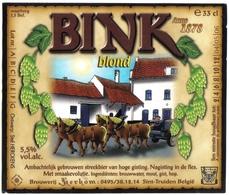 Etiket België 660 - Bière