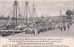 Manufacture De Câbles De Cordages Et De Ficelles Société Anonyme Vertongen-Goens Termonde Circulée En 1905 - Dendermonde