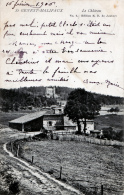 Saint-Genest-Malifaux (Loire) Le Château - Zonder Classificatie