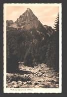 Ammergauer Alpen / Halblech - Blick Auf Geiselstein - Verlag Franz Milz - 1954 - Allemagne