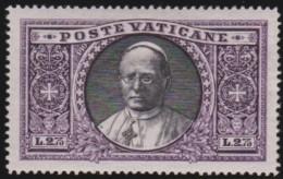 Vatican   .   Yvert   .    56       .    *     .    Ongebruikt  Met Plakker   .   /   .   Mint-hinged - Vaticaanstad