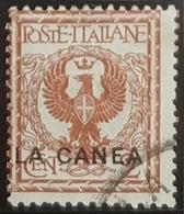 Italy 1906, Kreta, **,*, Or Used - Sonstige