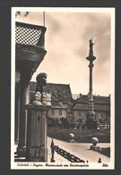 Eichstätt I. Bayern - Mariensäule Am Residenzplatz - Fotokarte - 1941 - Eichstaett