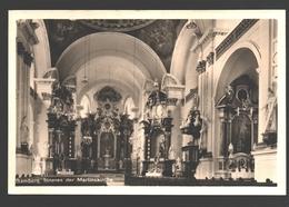 Bamberg - Inneres Der Martinskirche - Fotokarte - Bamberg