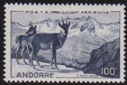 Andorre     .   Yvert   .    PA  1       .       **     .    Neuf SANS Charniere   .   /   .  MNH - Poste Aérienne