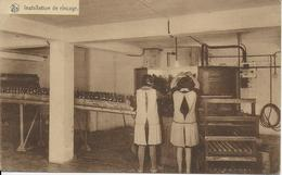 BRASSERIE  WOUTERS ..-- BRUXELLES . Rinçage Des Bouteilles . - Cafés, Hôtels, Restaurants