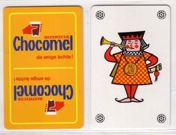 Joker - Rosaces Noires- Dos Chocomel - Cartes à Jouer Classiques
