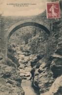 H178 - 48 - SAINT-GERMAIN-DE-CALBERTE - Lozère - Le Pont De La Lune - France