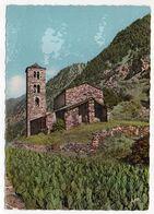 Andorre --CANILLO--1964-- Eglise  St Joan De Casellas-Plantations De Tabac --cachet -- Timbre -- - Andorre