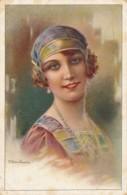 H179 - Illustrateur - Femme Années 30 - Other Illustrators