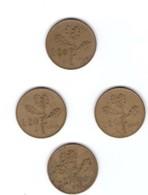 Moneta Lire 20 1958 4 Pz - Monete
