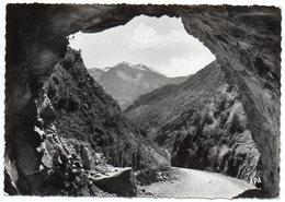 Andorre --LA MASSANA --1961-- Sortie Du Tunnel--Route De La Massana  --cachet -- Timbre -- - Andorre