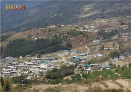 Kingdom Of Bhutan - Thimphu - Himalayas - Lot 26 Postcards - Bután