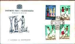 72318)    SOMALIA 1968 - W.H.O. ANNIVERSARY - FDC - Somalia (1960-...)