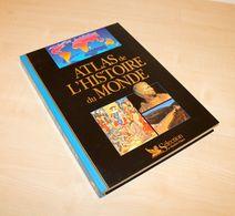 112- MAGNIFIQUE ATLAS DE L'HISTOIRE DU MONDE 1999 - Ed SELECTION READER'S - NEUF - Encyclopédies