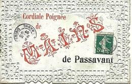 Cordiale Poignée De Mains De Passavant - Other Municipalities