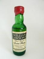 MIGNONNETTE ANCIENNE WILLIAM LAWSON'S SCOTCH WHISKY - Miniatures