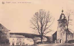 """ASSESSE -CRUPET Acp """"l'Eglise : La Tour Date Du 12é Eme Siècle   Voir Scan - Assesse"""