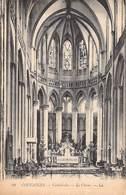 50 - Coutances - La Cathédrale - Le Choeur - Coutances