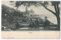 CORSE CPA  CARGESE - Animée - France
