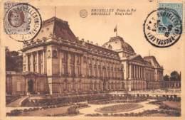 BRUXELLES - Palais Du Roi - Monumenten, Gebouwen