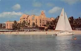 In HAWAII - Royal Hawaiian Hotel - A Sheraton Hotel - On The Beach Of Waikiki - Big Island Of Hawaii