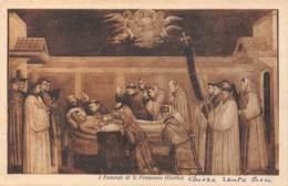 I Funerali Di S. Francesco (Giotto) - Peintures & Tableaux