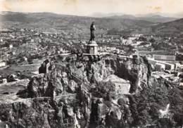CPM - 43 - LE PUY - Notre-Dame De France Sur Le Rocher Corneille - Le Puy En Velay