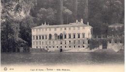 "1930ca.-""Torno Como Villa Pliniana""non Viaggiata - Como"