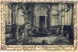 1922- Cartolina Interno Palazzo Visconti Di Modrone-Milano Viaggiata - Milano (Milan)