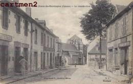 FAUX-LA-MONTAGNE LA GRANDE-RUE 23 CREUSE - Zonder Classificatie