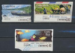 °°° COSTA RICA  - ETICHETTE LABEL  °°° - Costa Rica
