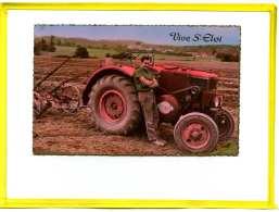 St Eloi . Tracteur Société Francaise Vierzon.   Joli Plan  Edit AR Serie 6019 - Traktoren