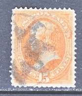 US  163   (o) - 1847-99 General Issues