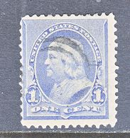 US  219 B   (o)   1890-93  Issue - Used Stamps