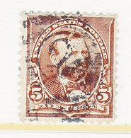 US  223   (o)   1890-93  Issue - 1847-99 General Issues